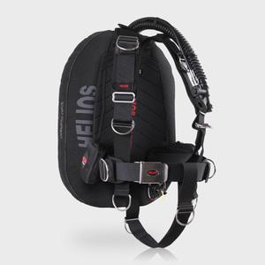 HELIOS CURIO A1 BCD KEVLAR(凯夫拉) 幻影黑色潜水浮力调整器潜水装备