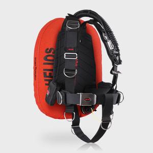 HELIOS CURIO A1 BCD KEVLAR(凯夫拉) 橙红色潜水浮力调整器潜水装备